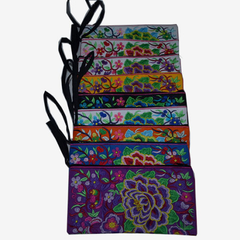 Floral Pouch M Selection