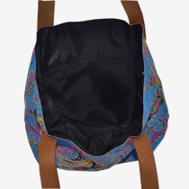 Colourful Bag S - Blue