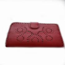 Leather Case - Red