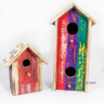 Large Bird House