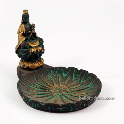Kwan Im Incense Holder
