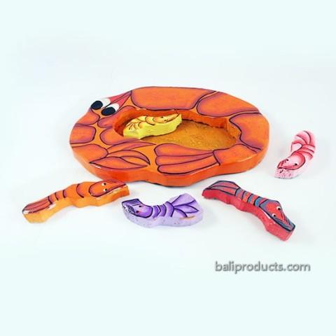 Crab Puzzle