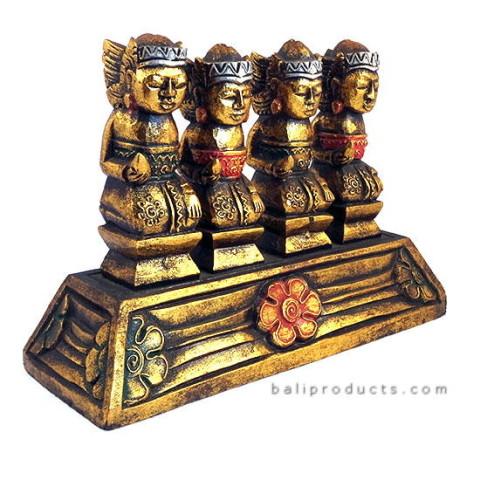 4 Golden Angels