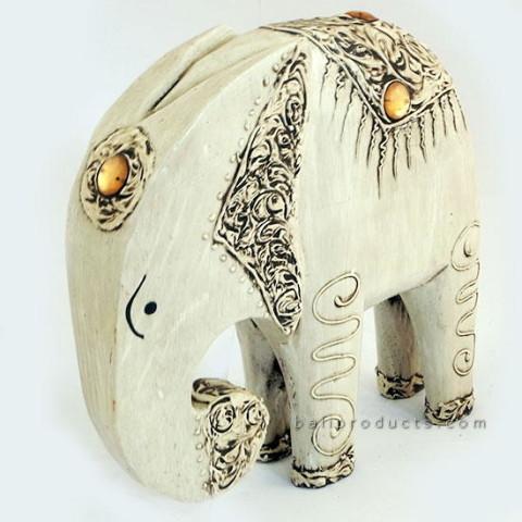 Royal Elephant White