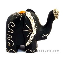 Black Gem Elephant