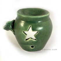 Ceramic Oil Burner Star