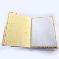 RAFIA WEAVE SHELL STAR PHOTO ALBUM RECYCLE PAPER MEDIUM