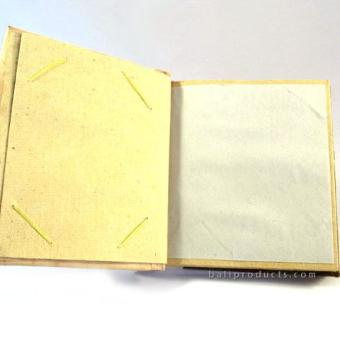 BANANA ROPE PALM RECYCLE PAPER PHOTO ALBUM
