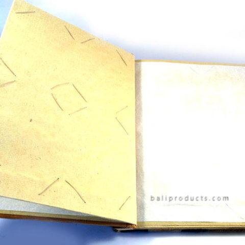 BANANA ROPE PINEAPPLE PHOTO ALBUM LARGE