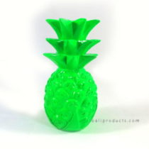 RESIN PINEAPPLE GREEN M