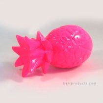 RESIN PINEAPPLE PINK S