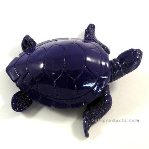 Resin Turtle Blue