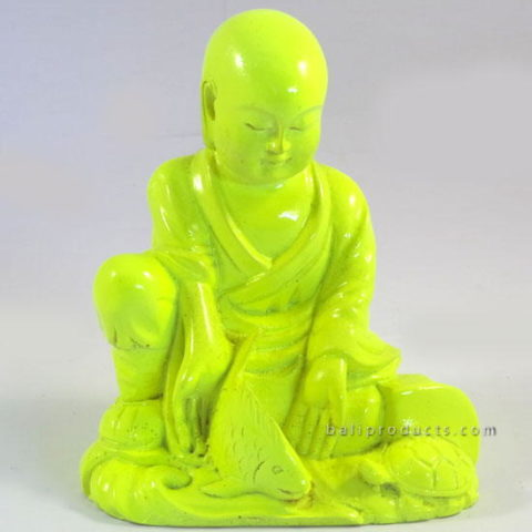 Resin Monk Lemon