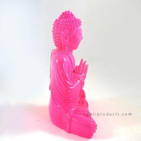 Resin Buddha Sitting