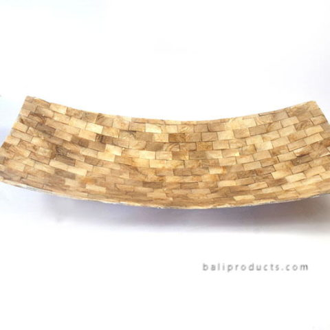 Capiz Shell Tray