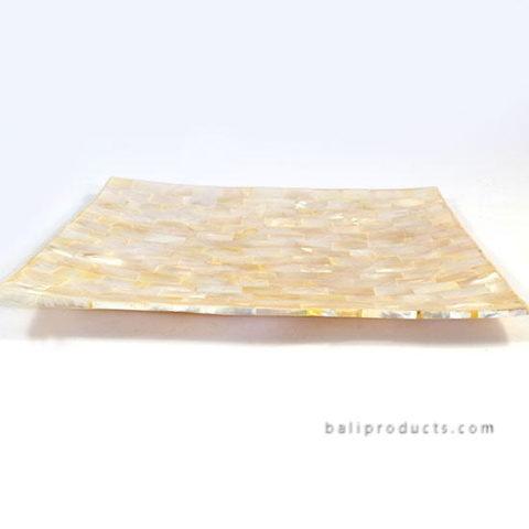 Mop Medium Plate White
