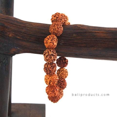 Rudraksha Bracelet 10 Mm
