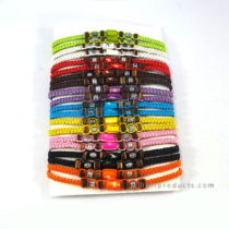 Set 20 Bracelet Leather Multi Color