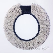 Walldecor Circle Black Yarn