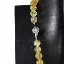 Necklacess Gemstone Yellia #01