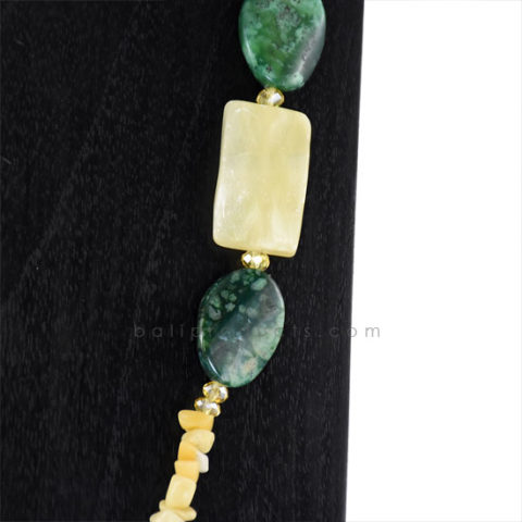Necklaces Gemstone Yellia #05