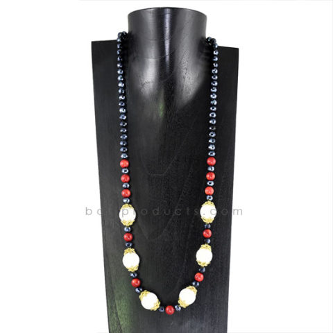 Necklaces Gemstone Yellia #08