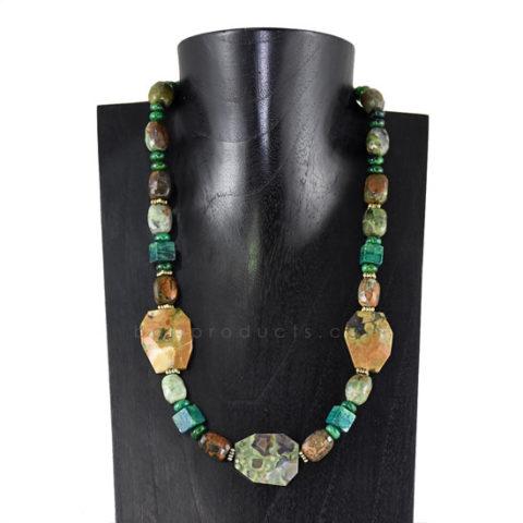 Necklaces Gemstone Yellia #10