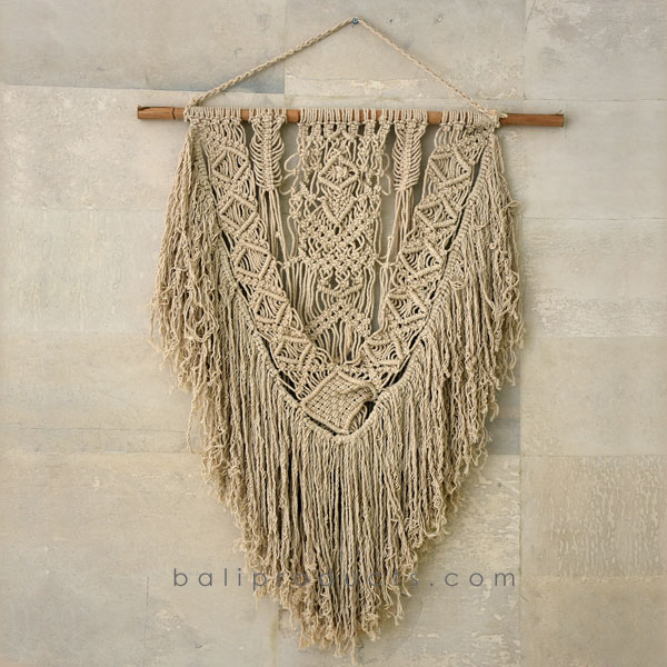 Bali Products Wall Decor Macrame Style 10